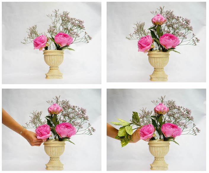 Curso básico de floristería