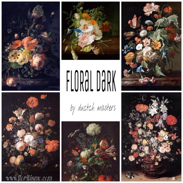 FLORAL DARK