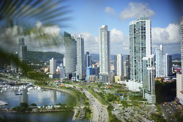 Panamá Cinta Costera