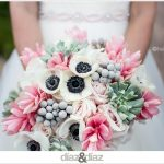 anemone-succulent-bouquet-san-antonio-wedding-photographer-ginger-diaz
