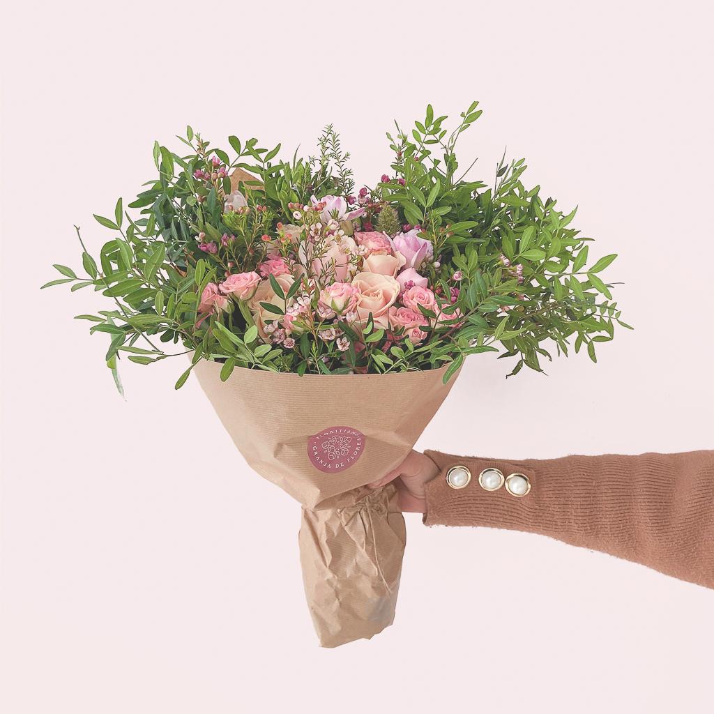 Envio ramo flores online