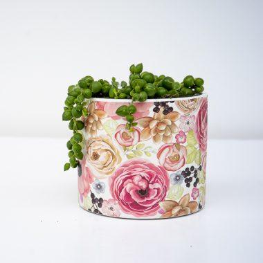 Macetero Ceramica Floritimo