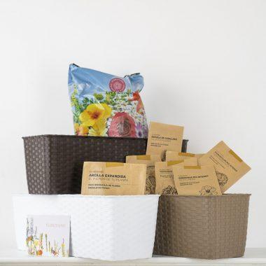 Pack Minigranja Trenzada - Floritismo